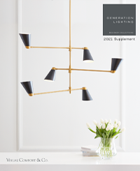 2021 Generation Lighting Designer Collections Supplement