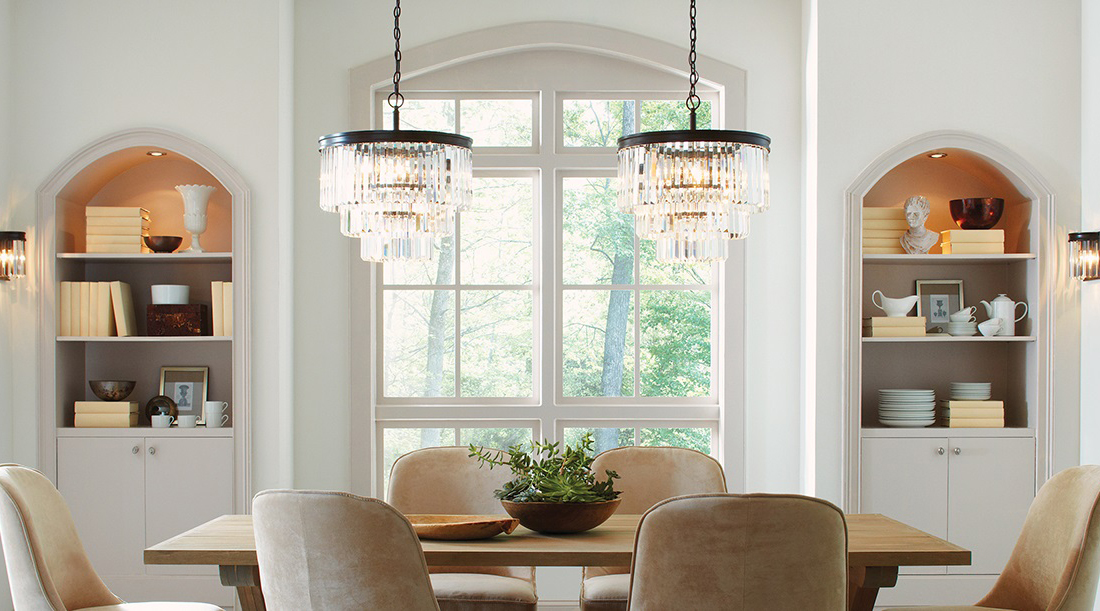Carondelet Four Light Chandelier