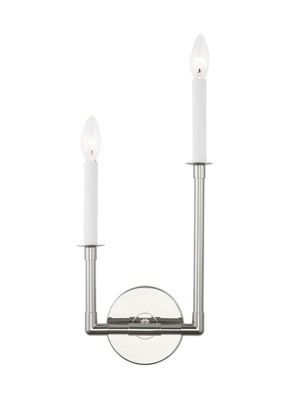 Bayview Double Right Sconce