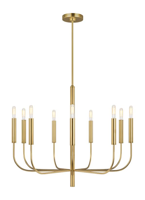 Brianna 9 - Light Chandelier