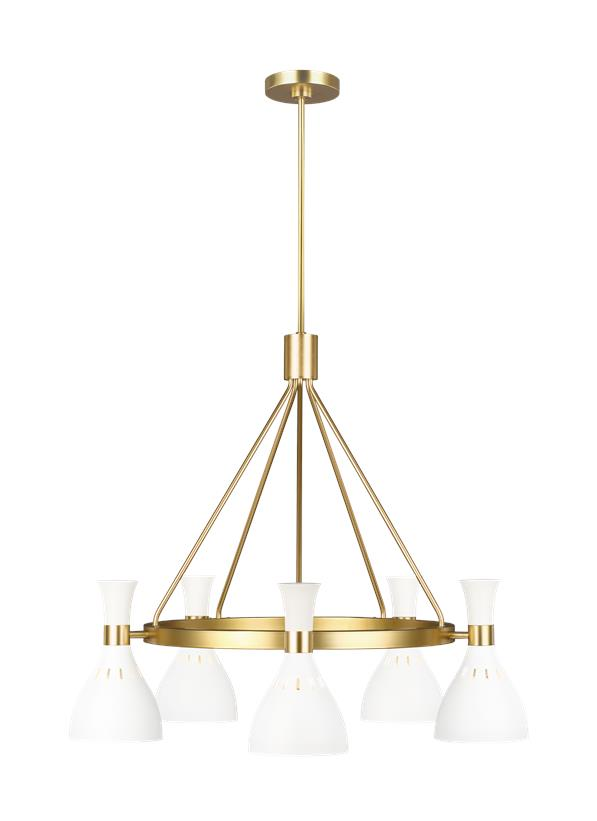 Joan 5 - Light Chandelier