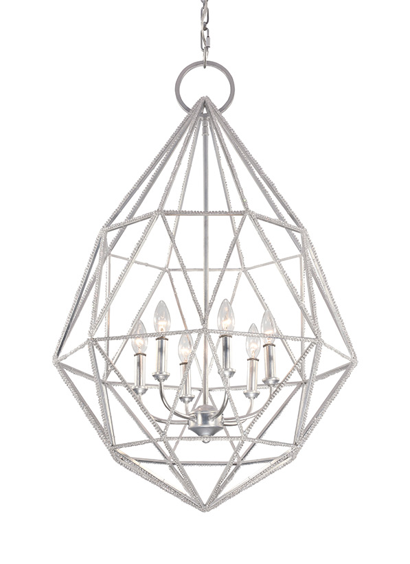 Marquise 6 - Light Chandelier