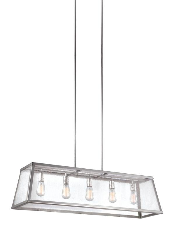 Harrow 5 - Light Island Chandelier