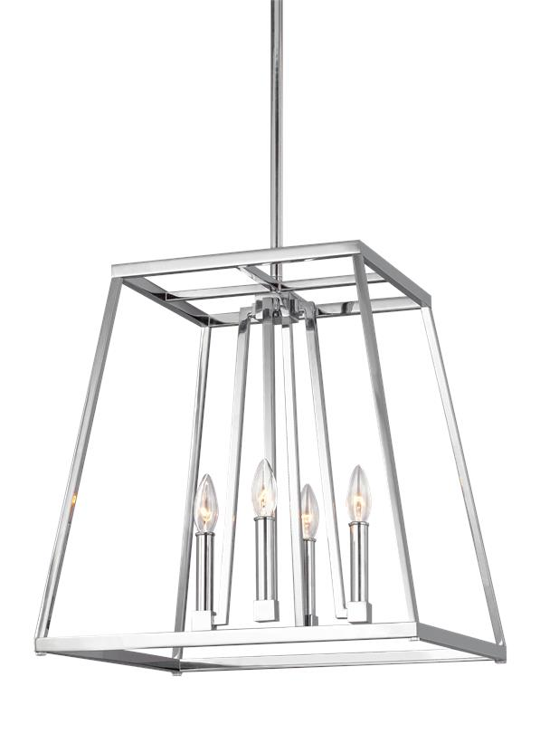 Conant 4 - Light Chandelier