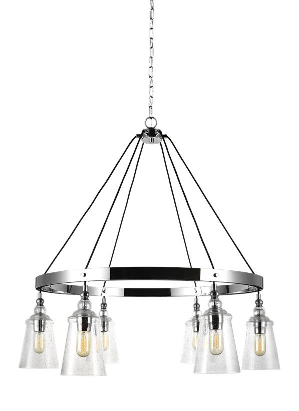 Loras 6 - Light Chandelier
