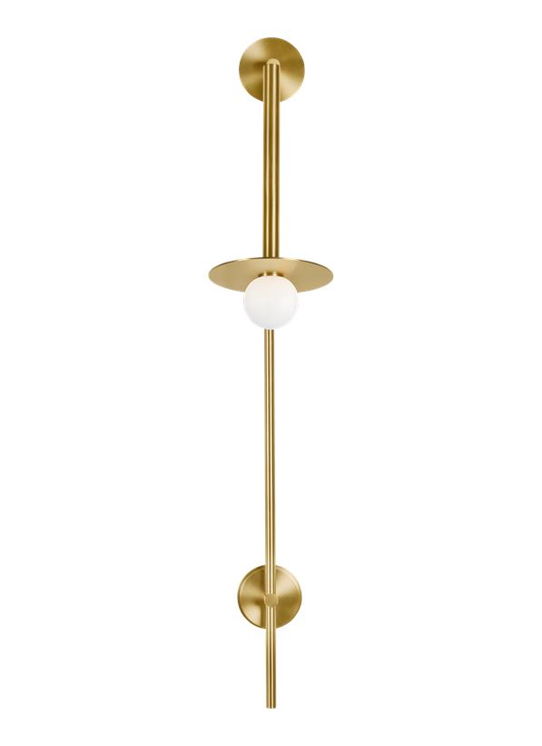 Nodes 1 - Light Large Pivot Wall Sconce