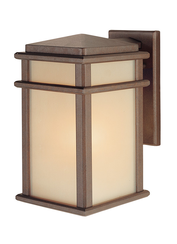Mission Lodge 1 - Light Wall Lantern