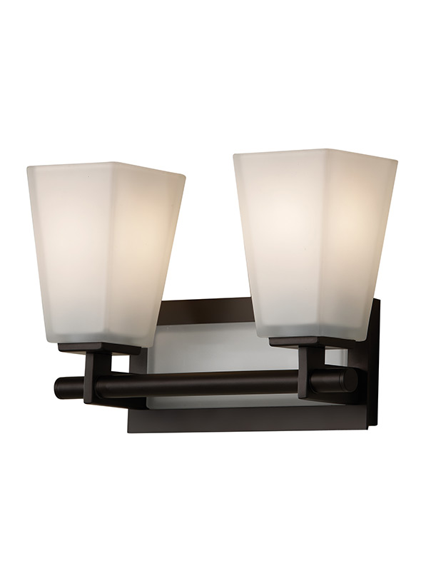 Clayton 2 - Light Vanity Fixture