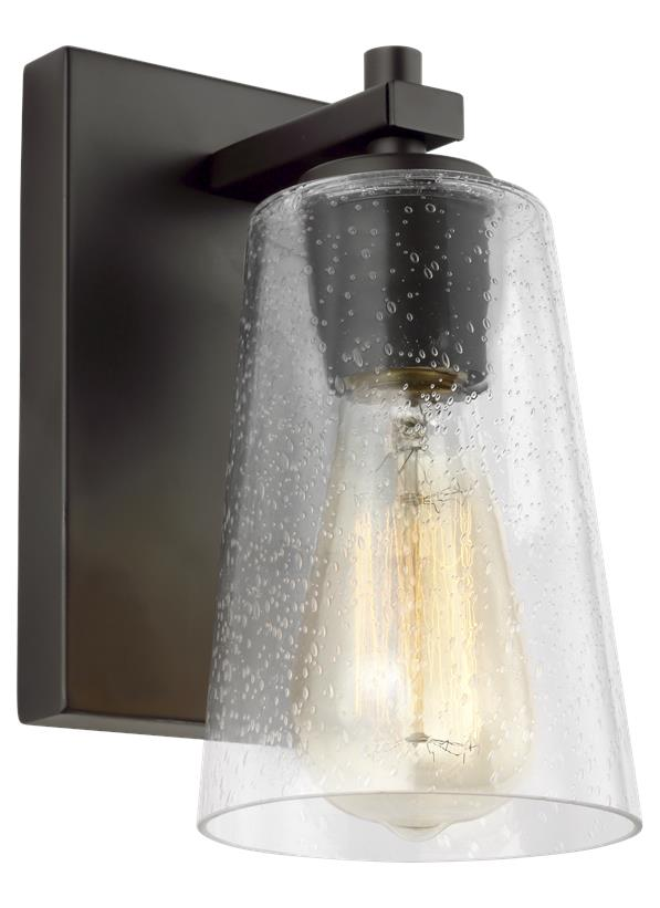 Mercer 1 - Light Wall Sconce