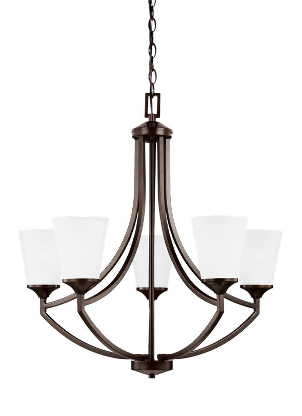 Hanford Five Light Chandelier