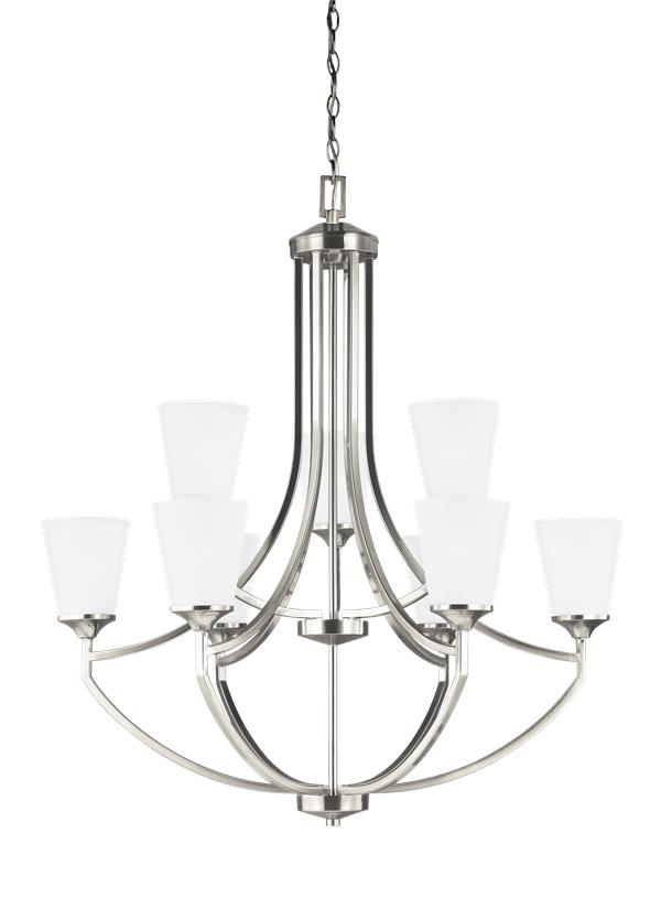 Hanford Nine Light Chandelier