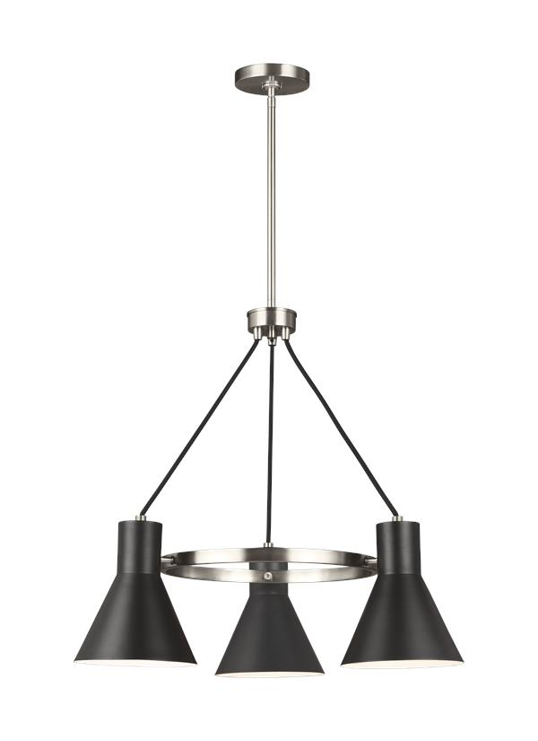 Towner Three Light Chandelier