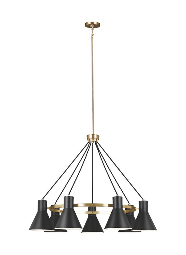 Towner Seven Light Chandelier