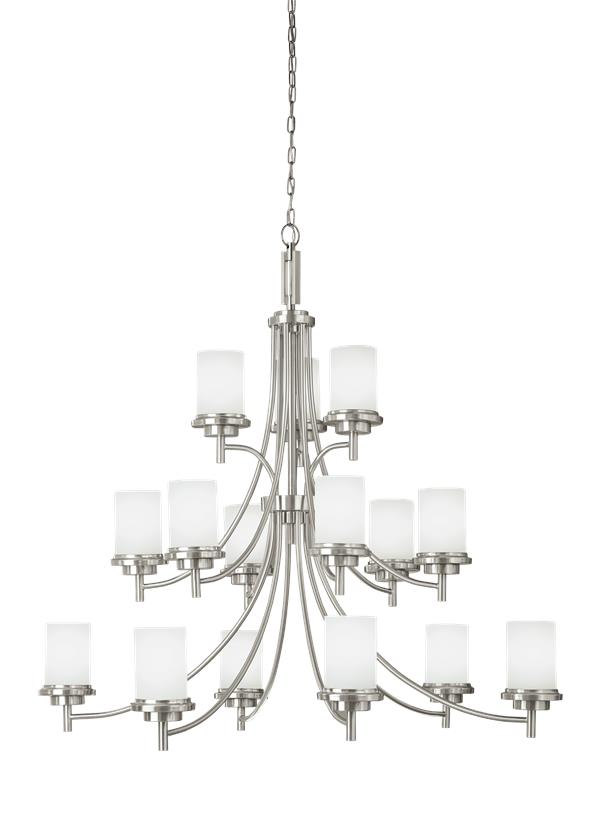 Winnetka Fifteen Light Chandelier