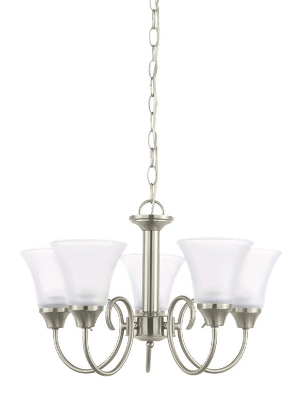 Holman Five Light Chandelier