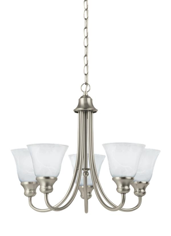 Windgate Five Light Chandelier