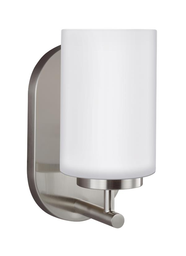 Oslo One Light Wall / Bath Sconce