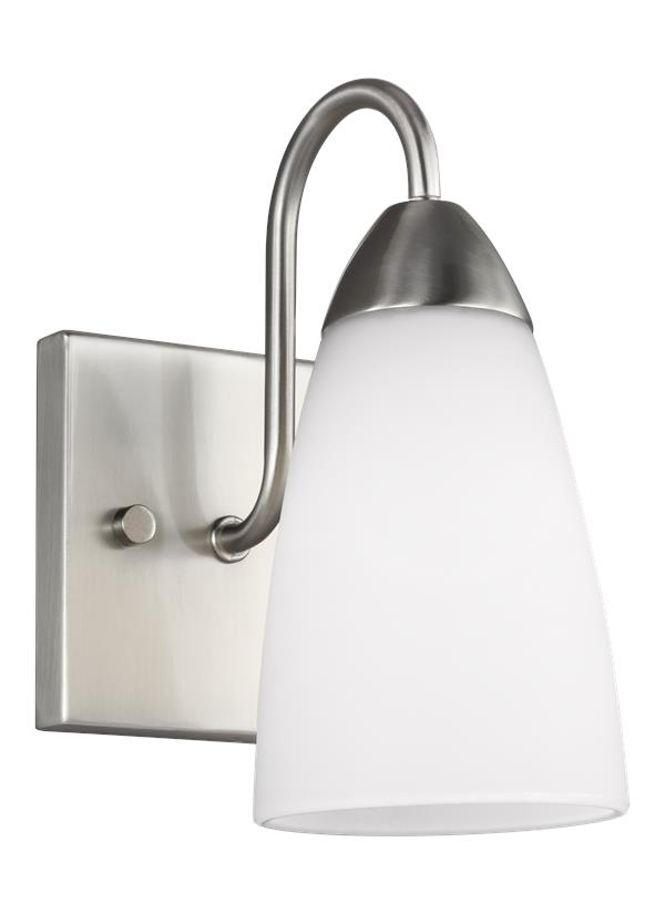 Seville One Light Wall / Bath Sconce