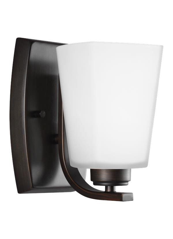 Waseca One Light Wall / Bath Sconce
