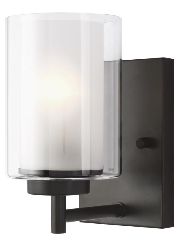 Elmwood Park One Light Wall / Bath Sconce