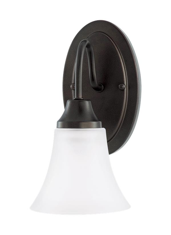 Holman One Light Wall / Bath Sconce