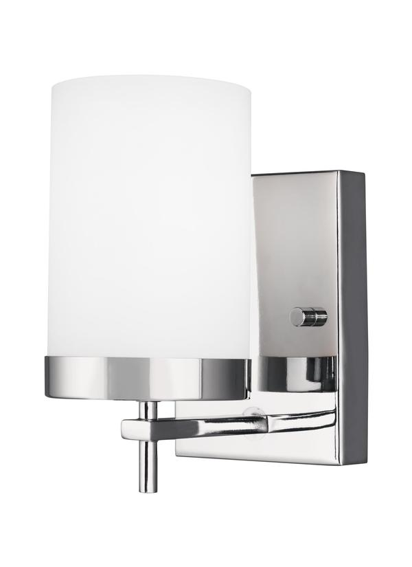 Zire One Light Wall / Bath Sconce