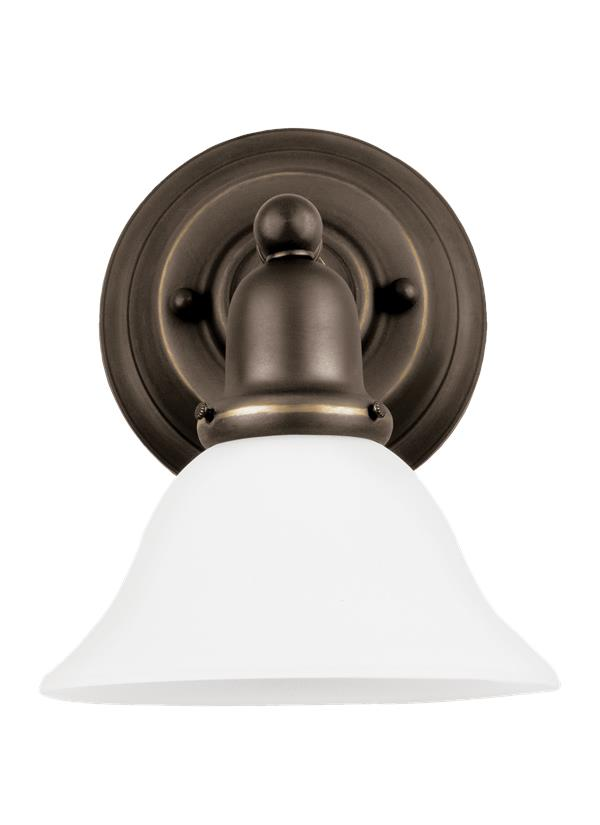 Sussex One Light Wall / Bath Sconce