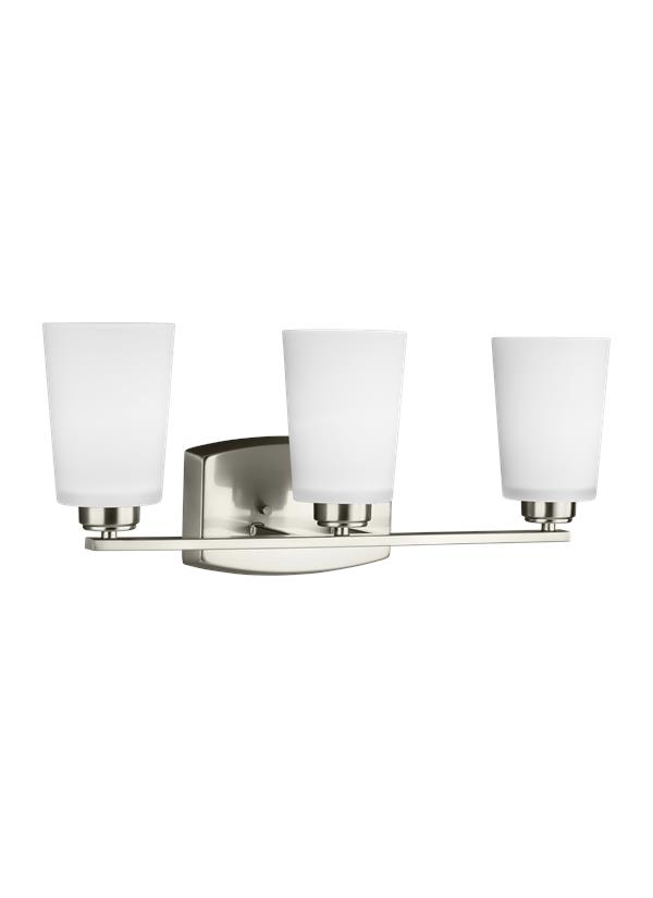 Franport Three Light Wall / Bath