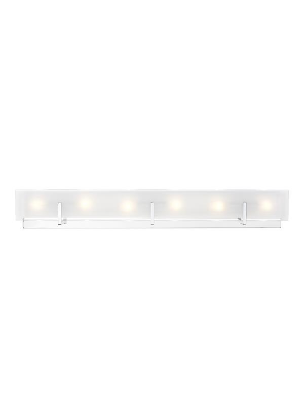 Syll Six Light Wall / Bath