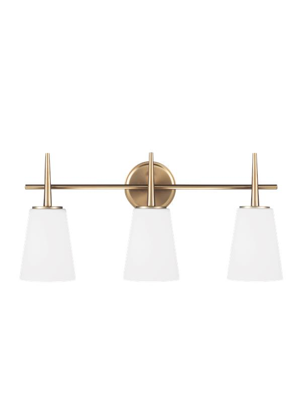 Driscoll Three Light Wall / Bath