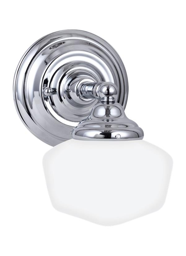 Academy One Light Wall / Bath Sconce