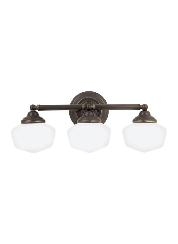 Academy Three Light Wall / Bath