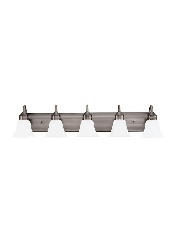 Gladstone Five Light Wall / Bath