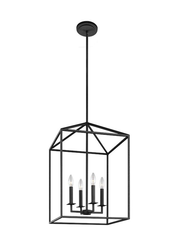 Perryton Medium Four Light Hall / Foyer