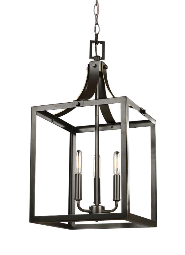Labette Medium Three Light Hall / Foyer