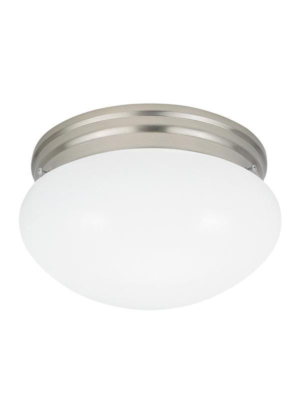 Webster Two Light Flush Mount