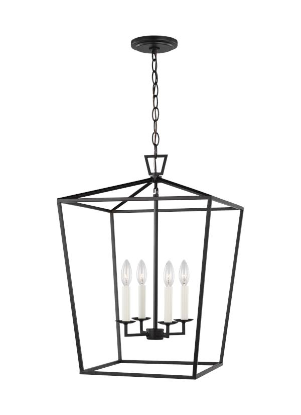 Dianna Four Light Medium Lantern