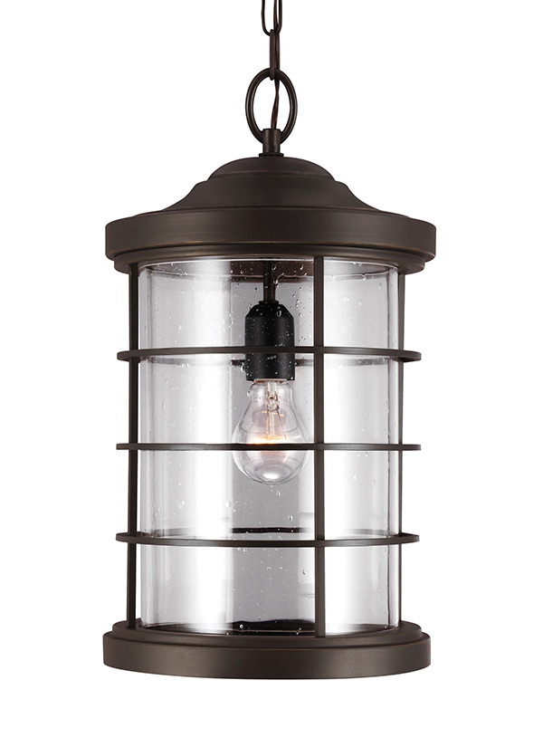 Sauganash One Light Outdoor Pendant