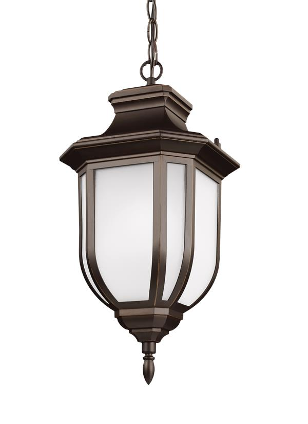 Childress One Light Outdoor Pendant