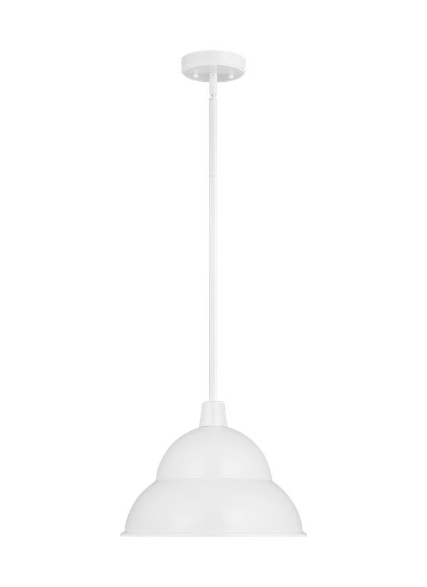 Barn Light One Light Outdoor Pendant
