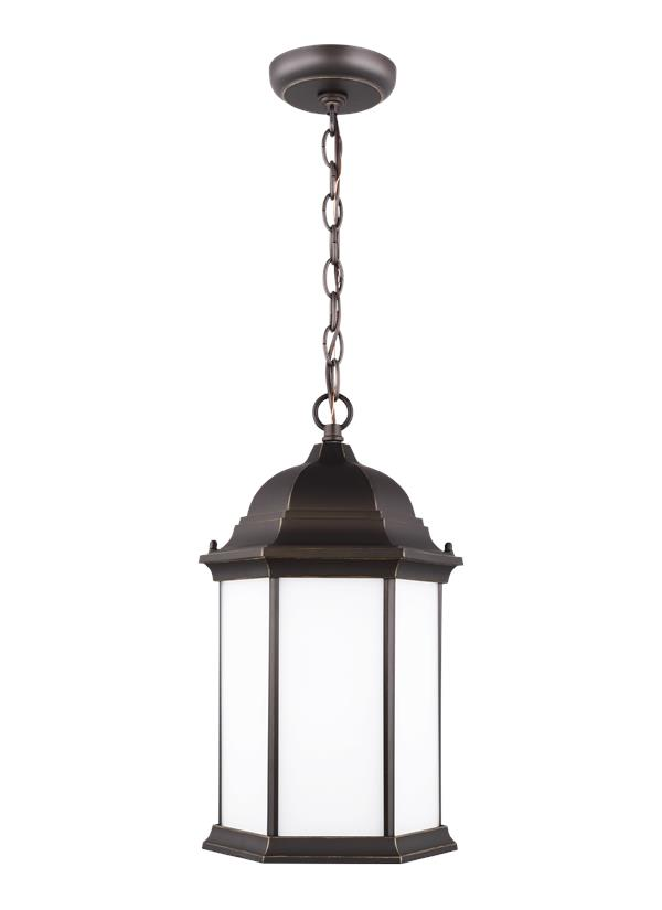 Sevier One Light Outdoor Pendant