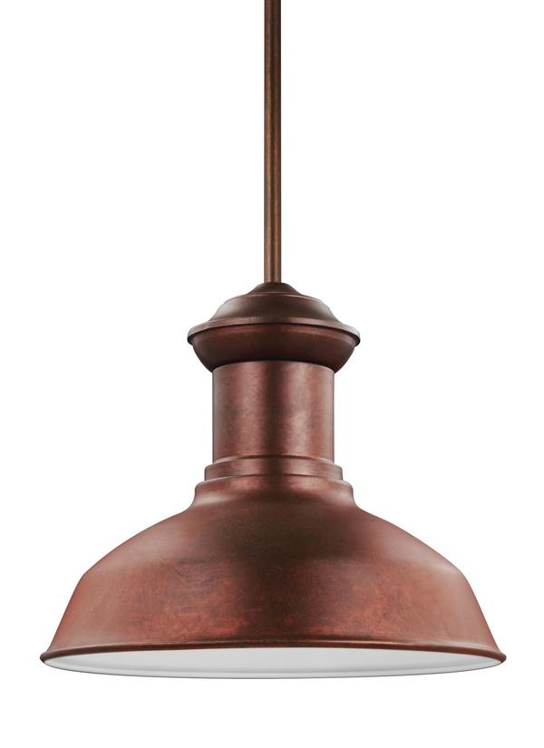 Fredricksburg One Light Outdoor Pendant