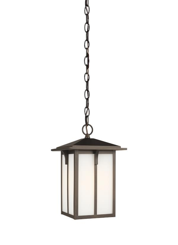 Tomek One Light Outdoor Pendant