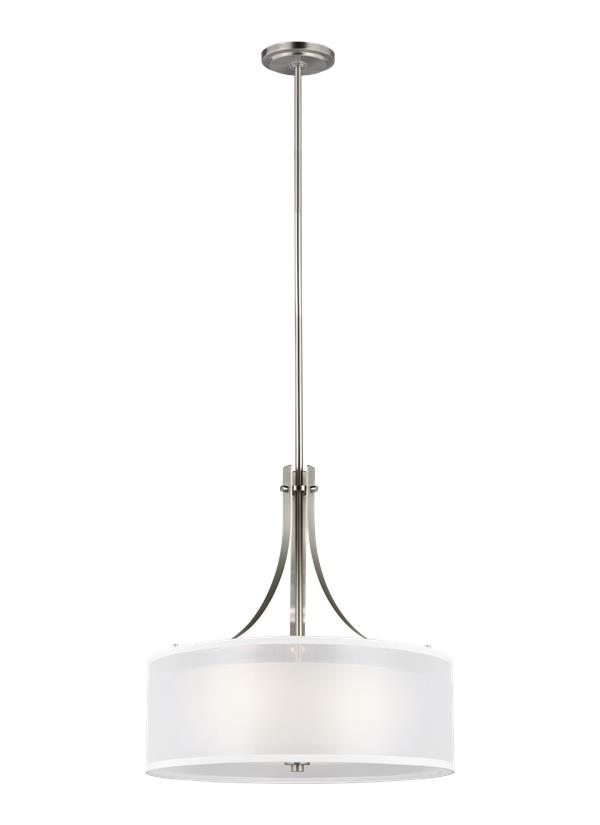 Elmwood Park Three Light Pendant