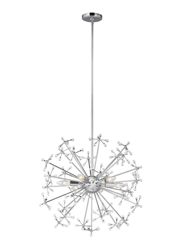 Davi Six Light Pendant