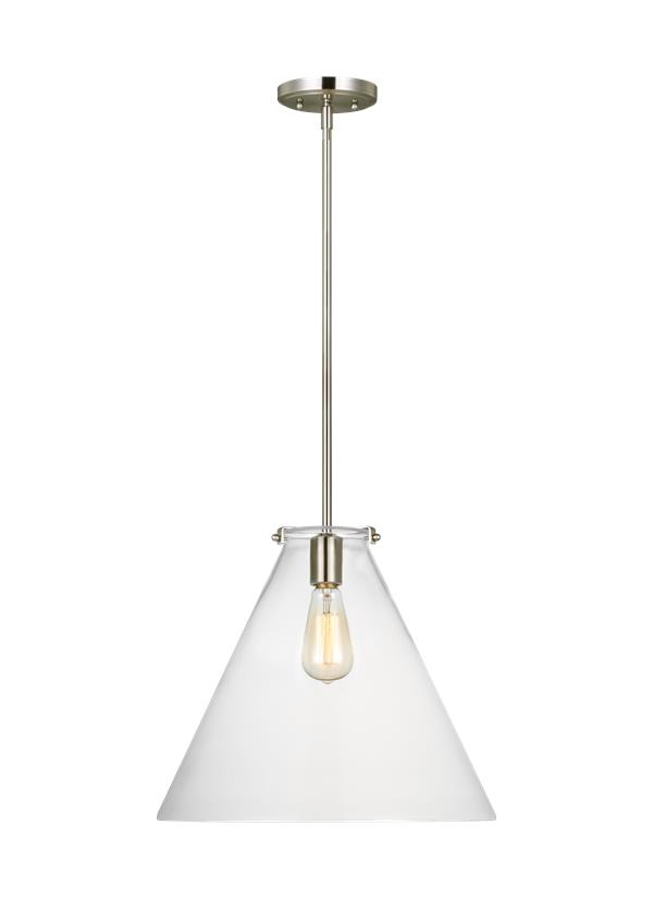 Kate One Light Cone Pendant