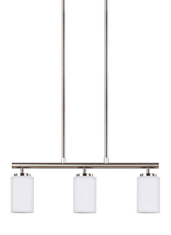 Oslo Three Light Island Pendant