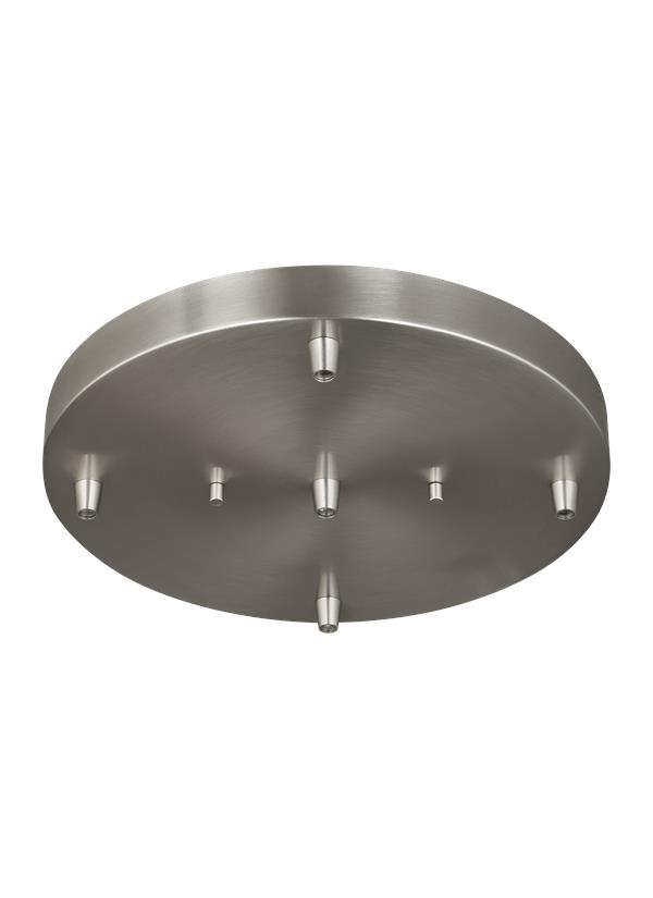 Towner Five Light Cluster Canopy