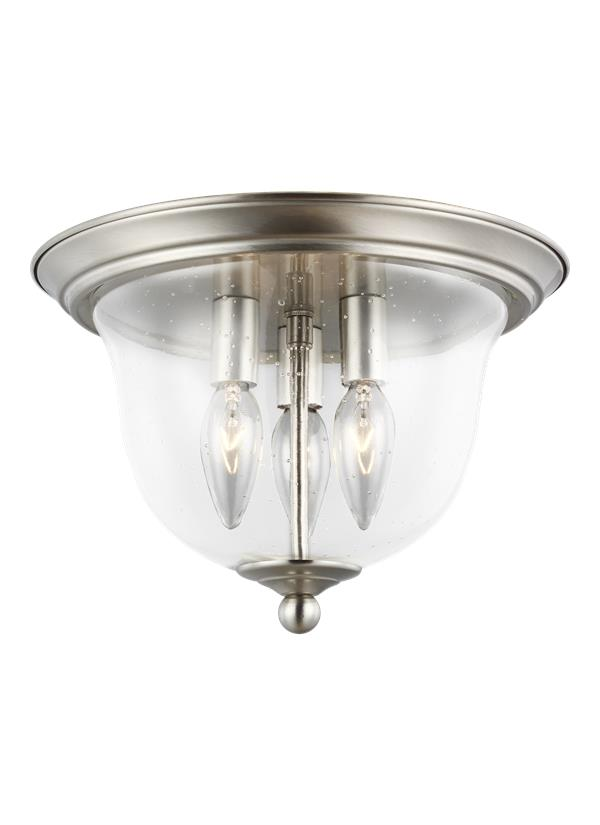Belton Three Light Flush Mount