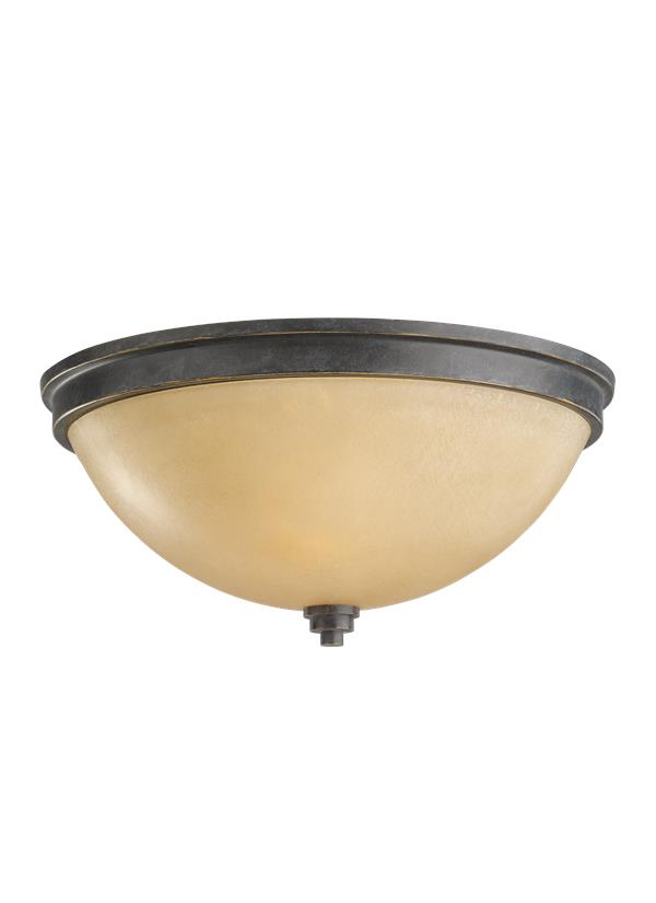 Parkfield Two Light Flush Mount